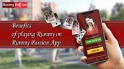 Benefits of Playing Rummy on Rummy Passion App!