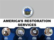 How Water Restoration and Damage Repair is Done