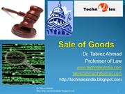 Sale of Goods Law ( Contract II)