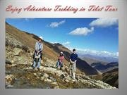 Enjoy Adventure Trekking in Tibet Tour