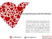 Give A Special Surprise with this Valentine