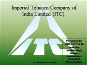 Imperial Tobacco Company of India Limite