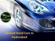 Old cars in Hyderabad,Certified Used Cars For Sale Hyderabad – Right C