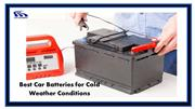 Best Car Batteries for Cold Weather Conditions