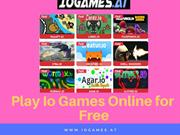 Play Io Games Online for Free at Iogames