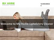 Myhome Upholstery Cleaner