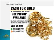 How To Sell Scrap Gold?
