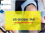 US Global Tax - US Tax Preparers UK