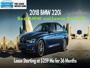Best BMW 320i Lease Specials
