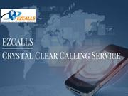 International Calling Cards in USA - Ezcalls