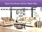 Modern solid wood furniture