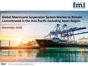 Motorcycle Suspension System Market