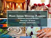 Indian Wedding Planner Miami