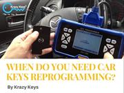 How to Reprogram your Automotive Keys? | Krazy Keys