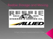 Reliable Home Moving Services