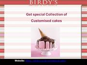 Best customised cakes in mumbai