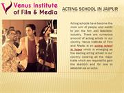 Acting school in jaipur