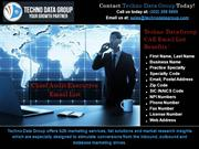 Chief Audit Executive  Email List| CAE Mailing Lists