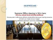 Best Office Cleaner New Jersey