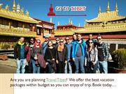 Best vacation packages Tibet to Nepal trip