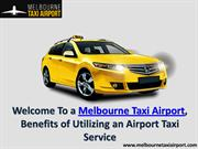 Book Cheap Taxi Cab to Melbourne Airport