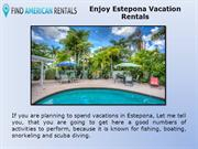 Enjoy Your Family Vacations in Estepona by Owner