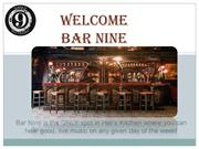 best bar for bachelorette party NYC