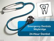 Emergency Dentists Weybridge - 24 Hour Dentist