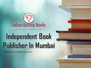 Independent Book Publisher In Mumbai