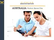 A Guide for Australia Student Visa and Student Spouse Visa Australia