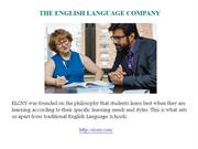 Private English Tutoring NYC The English Language Company