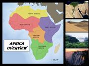 Africa Overview