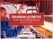 Arrowwood Automotive - Honda Repair Shop in San Antonio, TX