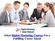 Basic to Advanced Digital Marketing Courses in Delhi