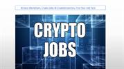 Browse Blockchain, Crypto Jobs At Cryptoknowmics, Find Your JOb here