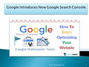 New Google Search Console Helps You to Increase Traffic - Techno Dawat