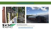 Industrial Metal Coating  Tritec Building Contractors