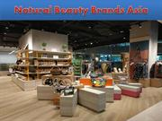 Natural Beauty Brands Asia