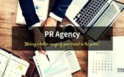 PR Agency Making a better image of your brand in the public