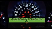 Causes Behind the Oil Light in Your Car