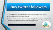 Buy Twitter Followers UK - Get more Likes on Twitter