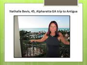 Nathalie Bevis of Alpharetta, GA: A loving mother & devoted volunteer