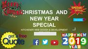 New Year Offers - Get Affordable Kitchener Web Design Services