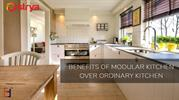 Modular kitchen over ordinary kitchen Benifits 11