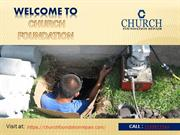 Church Foundation Repair - Best Foundation Repair Services