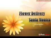 Santa Monica Flower Delivery