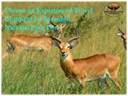 Choose an Experienced Travel Company for Serengeti National Park Tour