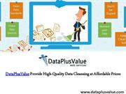 Advantages of Hiring a Data Cleansing Services Company