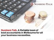 Numbers Talk, A Reliable Accounting Firm in Melbourne