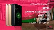 Oppo Excellence Meet 2018 – History of Oppo